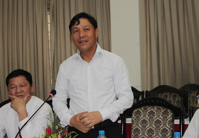 Thứ trưởng Đặng Huy Đông phát biểu tại hội thảo.