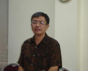 TS.Lưu Đức Hải – chủ nhiệm đề tài.
